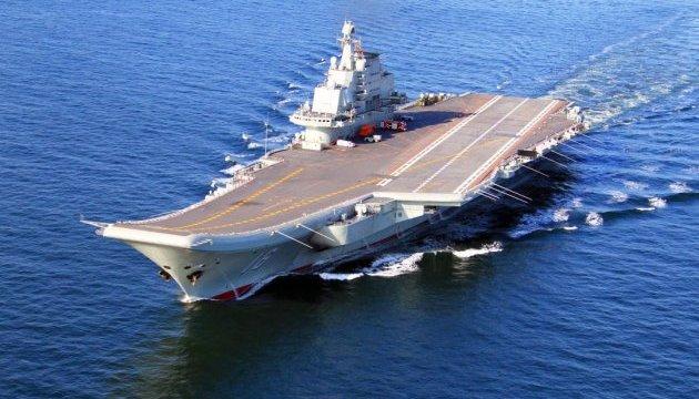 Пекин подтвердил проведение учений в Южно-Китайском море