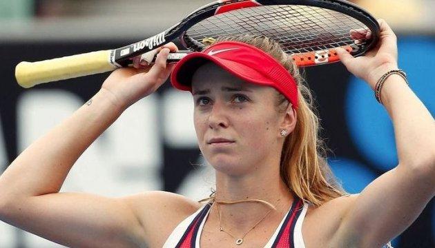 Svitolina avanza a los cuartos de final del torneo en Brisbane