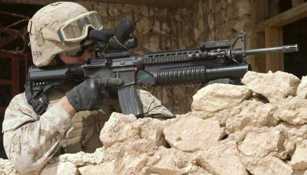 Украина совместно со США будет выпускать винтовки М-16