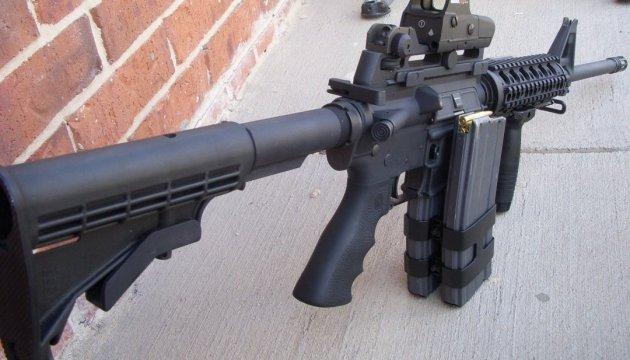 Ucrania organiza la producción de fusiles M16 junto con los EEUU