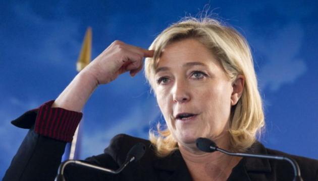Le MAE et le SBU ont approuvé l'initiative visant à interdire à Marine Le Pen d'entrer en Ukraine