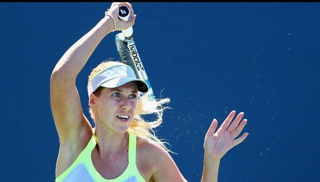 Ukrainienne Olga Savchuk est en finale du tournoi de tennis en double