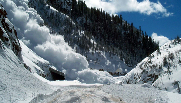Ukraine's Emergency Service warns of snow avalanche risk in Carpathian region
