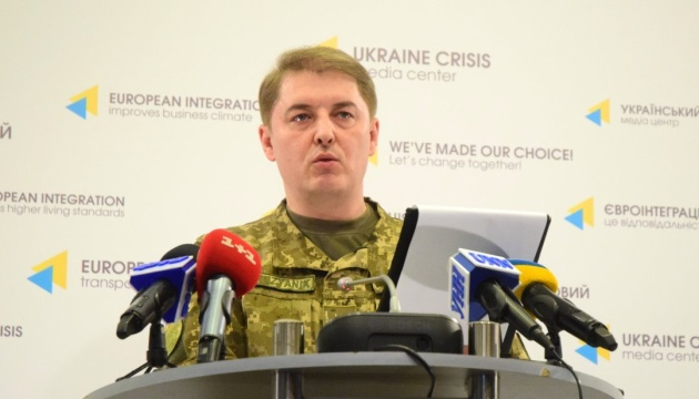 One Ukrainian soldier killed in ATO zone in past day