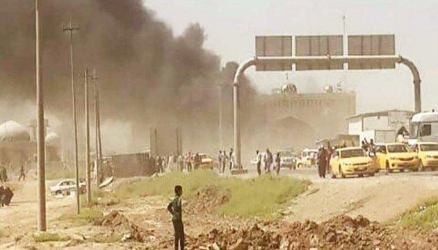 Количество жертв взрыва в Багдаде увеличилось