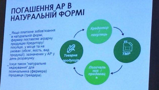 Аграрні розписки дали змогу залучити сільгоспвиробникам близько 428 млн грн