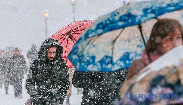 На Україну суне потужний циклон з Чорного моря