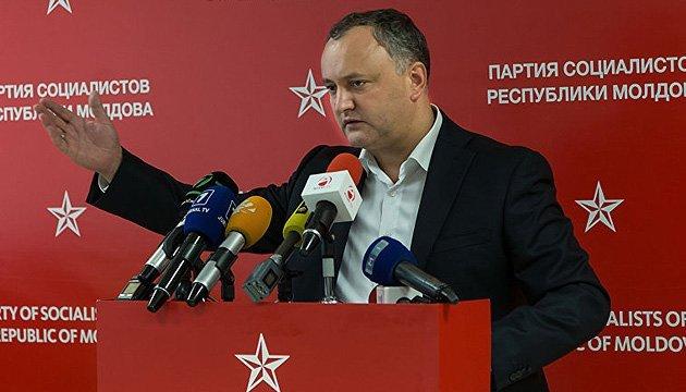В Приднестровье отвергли идею Додона о референдуме