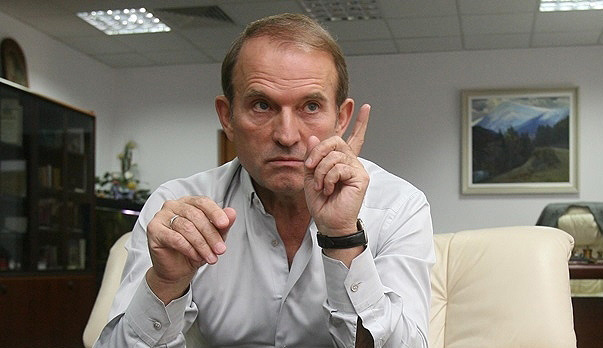 Депутати закликають ГПУ та СБУ розслідувати антиукраїнську діяльність Медведчука