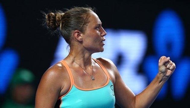 Ekaterina Bondarenko se retrouve au deuxième tour de qualification du WTA Premier