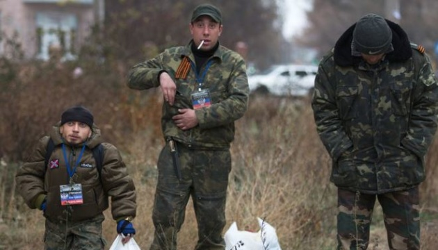 Разведка сообщает о бесчинствах российских военных на Донбассе