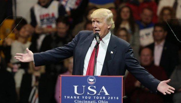 Трамп прокоментував блокування свого указу щодо мігрантів