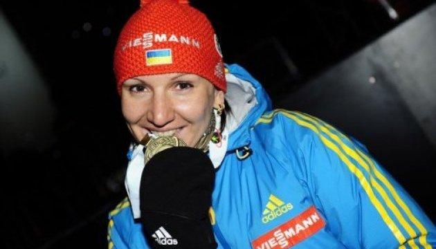 Біатлон: Коукалова виграла жіночий спринт в Обергофі, Підгрушна - 7-ма