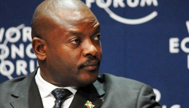 У Бурунді оголосили семиденну жалобу за померлим президентом