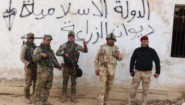 Иракские войска отбили у ИГИЛ ключевой район Мосула