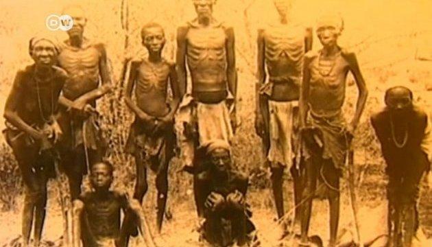 Намібійці вимагають визнати різанину 1904 року геноцидом з боку Німеччини