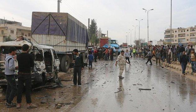 Теракт в Азазе: жертв уже 60
