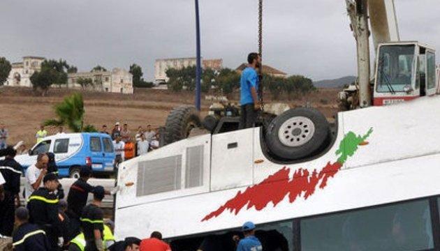 ДТП у Марокко: десятеро людей згоріли живцем