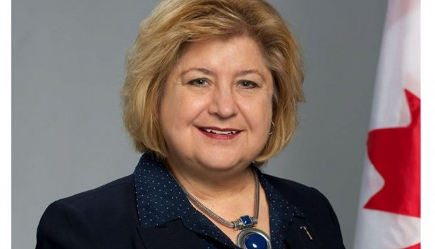 Канадский федеральный министр поздравила украинцев с Рождеством