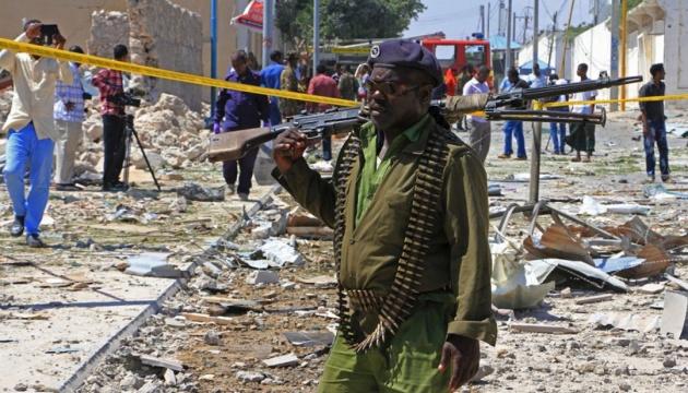Взрыв в кафе в Сомали: есть погибшие и раненые
