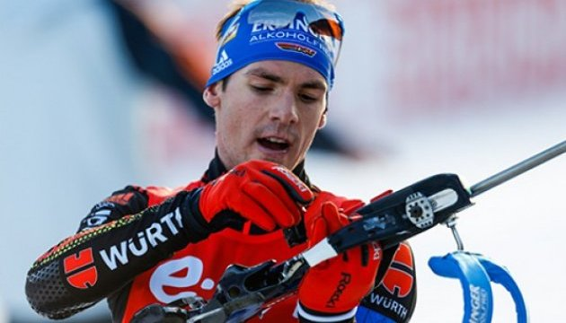 Биатлон: масс-старт в Оберхофе выиграл Шемпп, украинцы - в третьем десятке