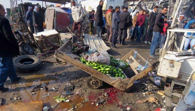 ИГИЛ заявила, что в Багдаде их смертник поразил