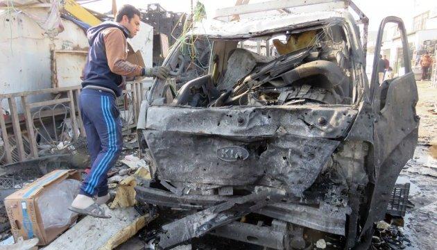 В центрі Багдада вибухнув ще один замінований автомобіль, є жертви