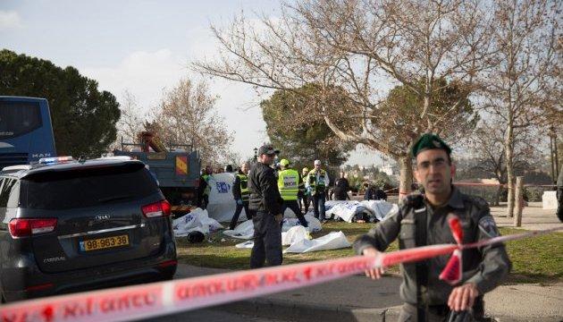 Украинцев среди пострадавших в теракте в Иерусалиме нет - посол