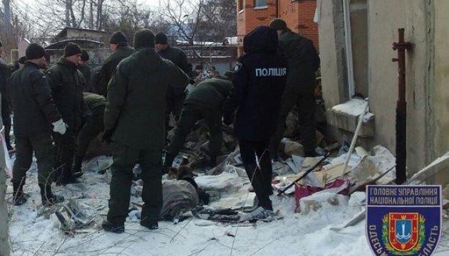 В доме в Одессе могла сдетонировать взрывчатка - полиция