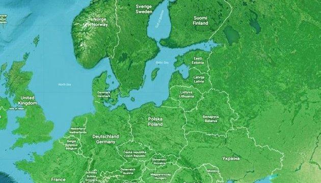 ООН перевела балтийские страны в субрегион