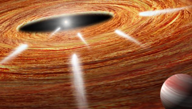 Hubble знайшов комети-