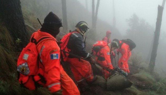 В Гватемале при подъеме на вулкан погибли трое альпинистов