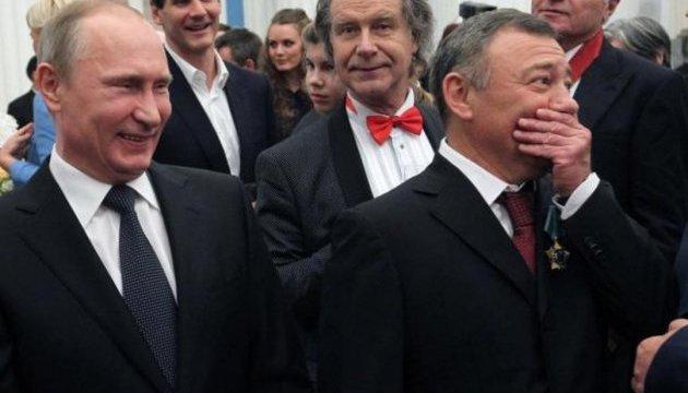 Forbes подсчитал, насколько обогатились друзья Путина после победы Трампа