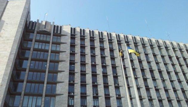 Чиновников Донецкой ОГА перевели на украинский язык