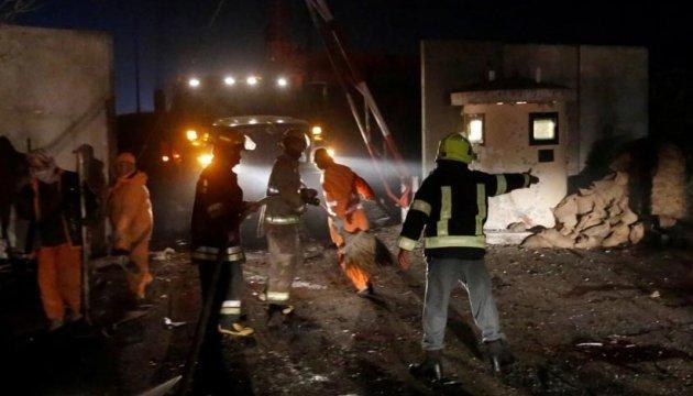 В ресторане Мосула подорвался смертник: есть жертвы