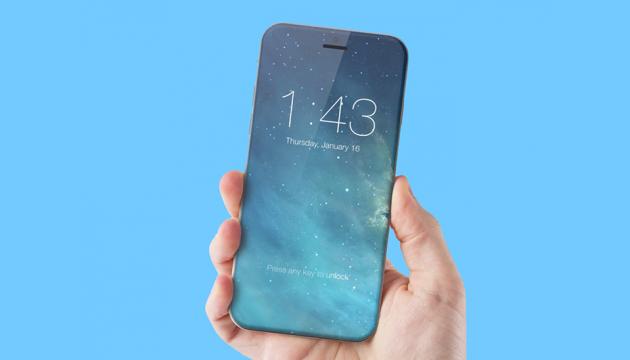 iPhone може стати першим смартфоном