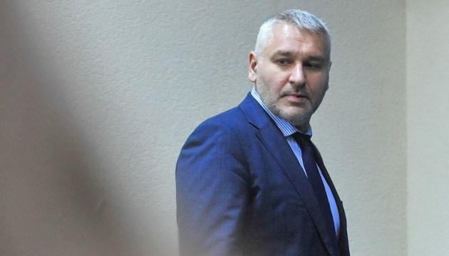 Feygin supone por quién puede ser canjeado Súshchenko
