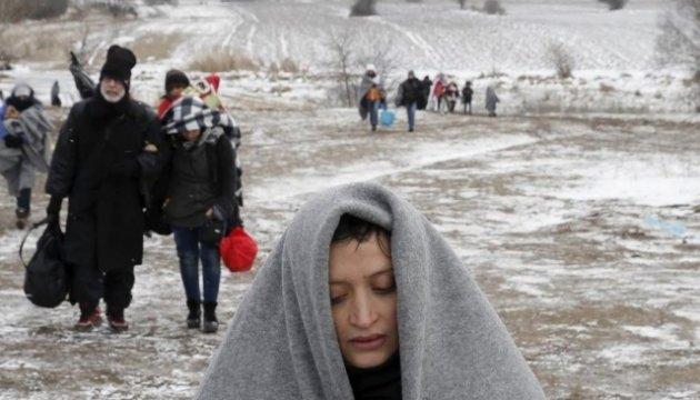 На Балканах и в Восточной Европе из-за мороза погибли десятки людей