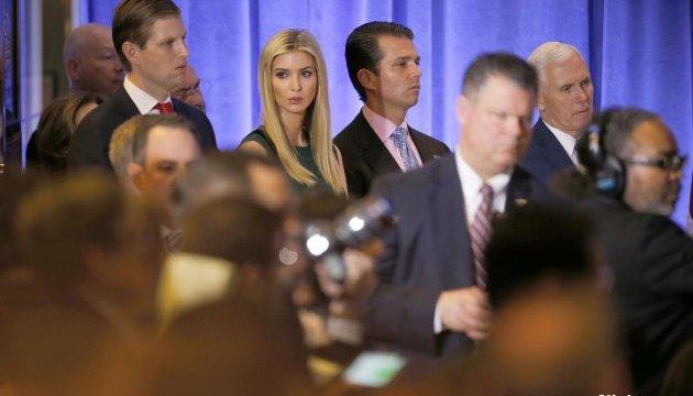 При Трампі офіс першої леді перетвориться на офіс першої сім'ї