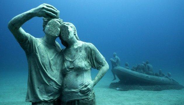 В Европе открыли первый подводный музей