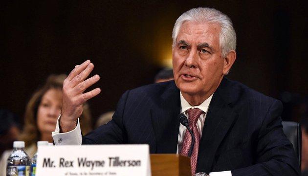 Tillerson calls Ukraine a reliable partner at UN Security Council