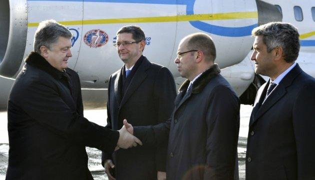 Президент вимагає якнайскоріше відремонтувати Одеський аеропорт