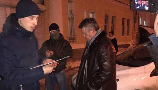 У Госпсуді Києва після затримання судді тривають обшуки - ГПУ