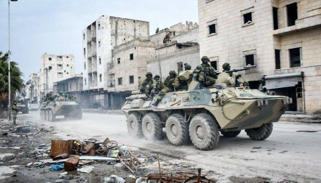 Путін наказав почати виведення військ із Сирії