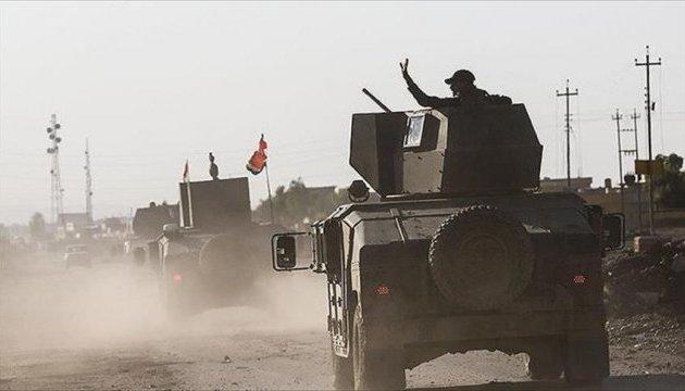 В Мосуле армия Ирака очистила правительственные здания от исламистов