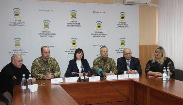 В Краматорске представили пилотный проект «Помощь идет»