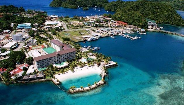 На острове Палау отныне будут строить исключительно пятизвездочные отели