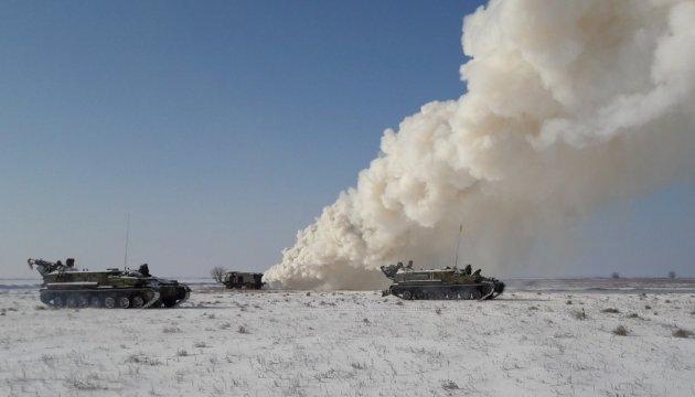 Украина провела возле Крыма очередные ракетные учения