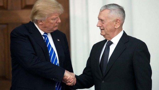 Трамп полностью поддерживает НАТО – глава Пентагона