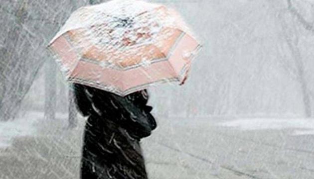 Погода на 29 листопада: без опадів лише на Закарпатті